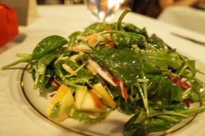 salad - apple salad