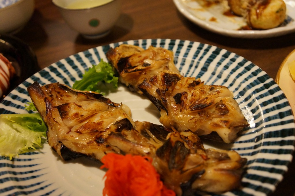 Maneki - marinated black cod