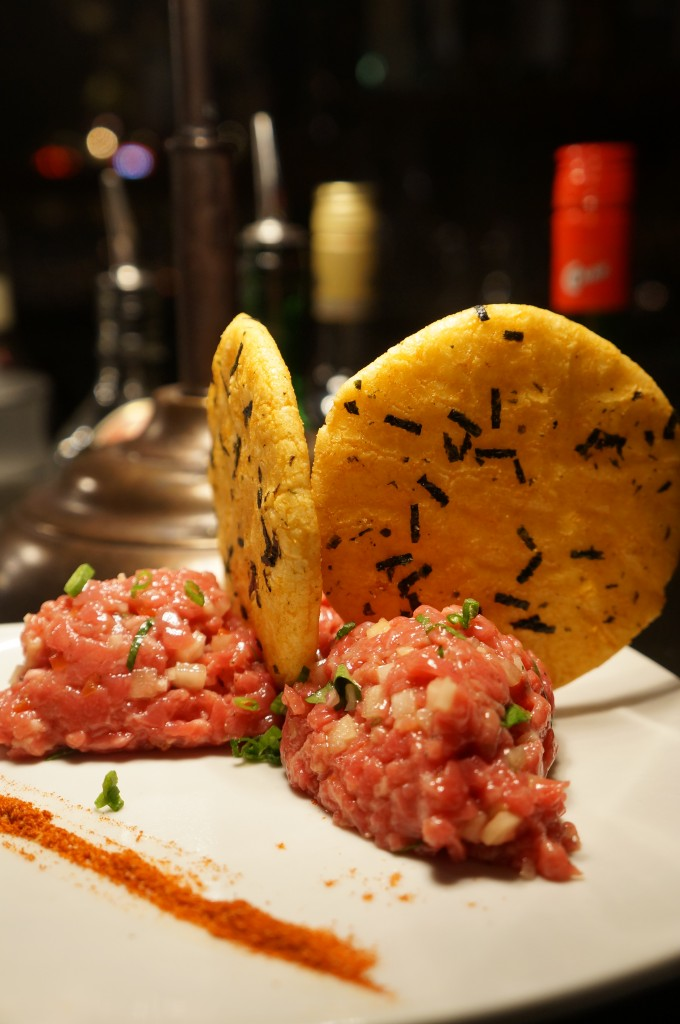 brimmer & heeltap - steak tartare