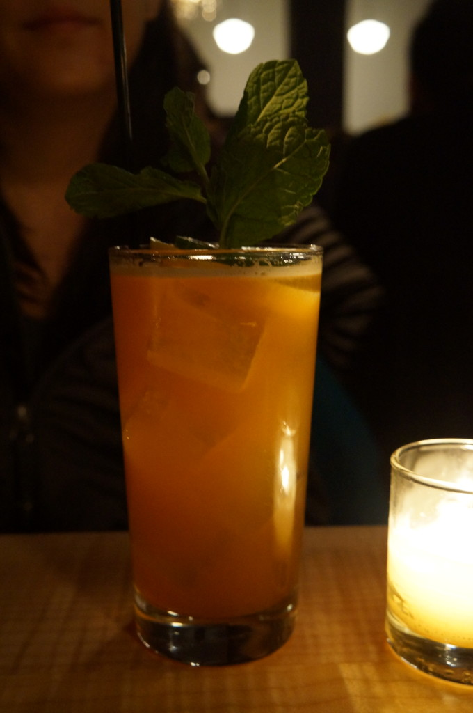 Damn the Weather - Pimm's Cup